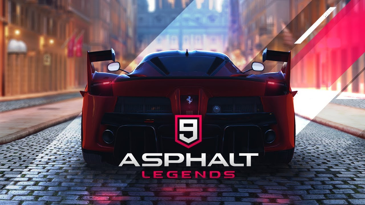 Asphalt 9 legends mobile