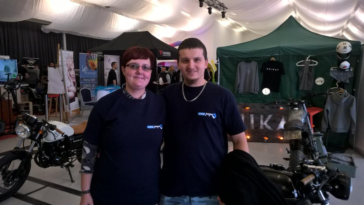 Big Game Expo 2016 portal mmo koszulki fani