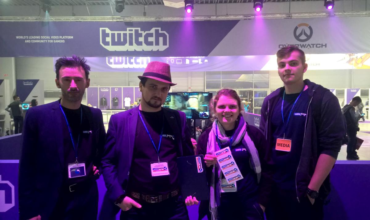 Game Industry Conference & Poznań Game Arena 2016