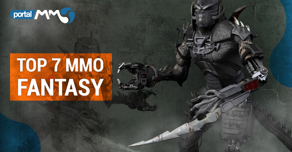 TOP 7 GRY FANTASY MMO