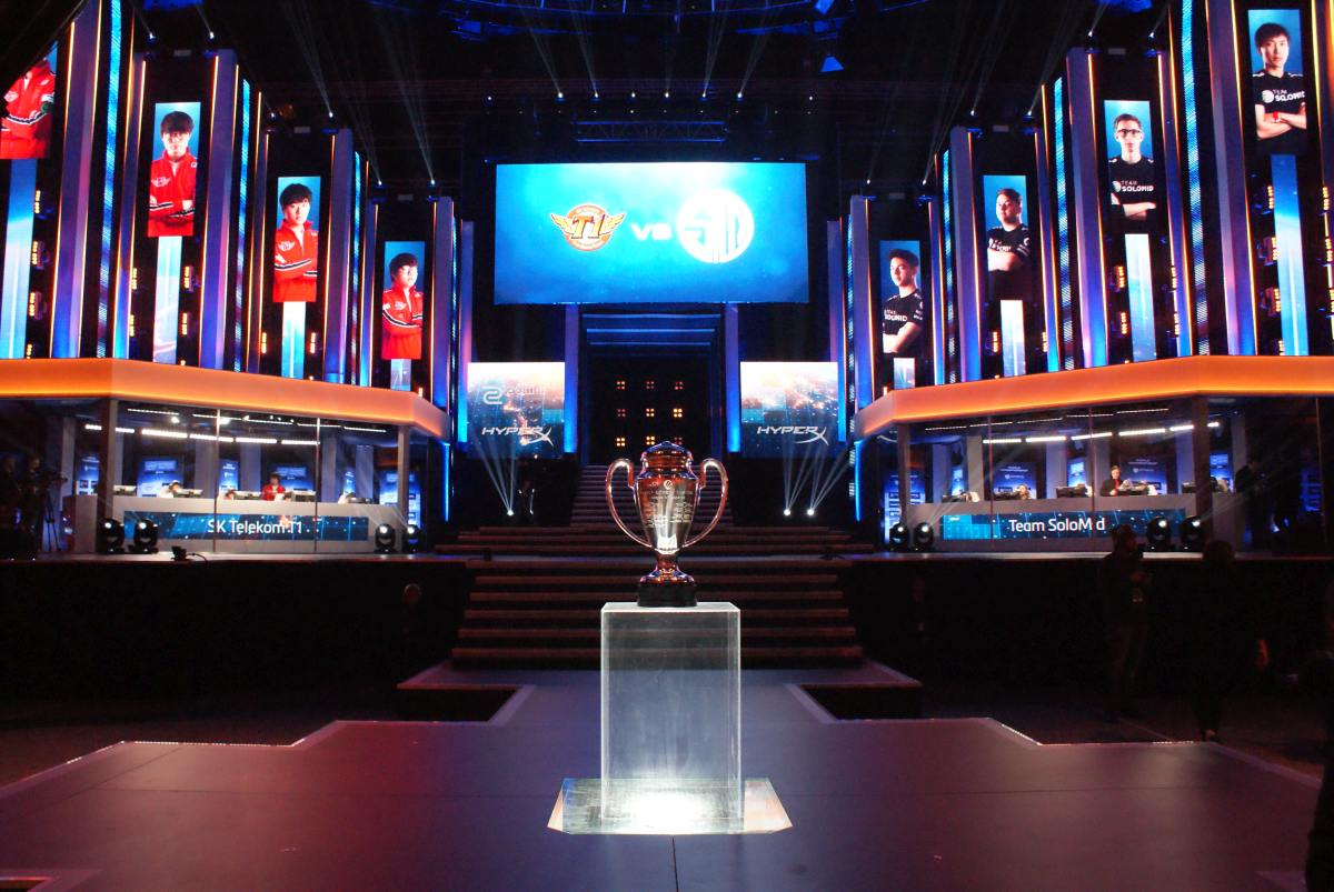 Intel Extreme Masters 2016