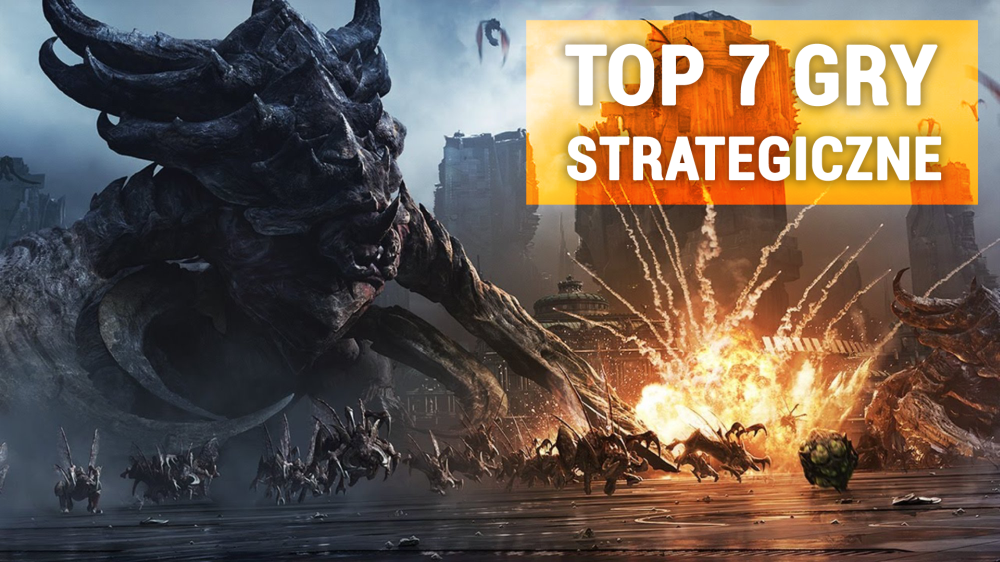 TOP 7 GRY STRATEGICZNE MMO