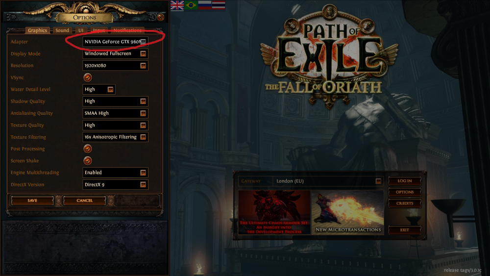 Path of Exile - PoE